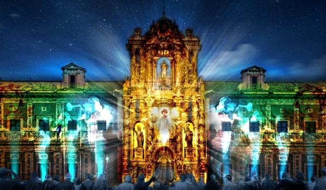 El Palacio de San Telmo será el escenario de un videomapping