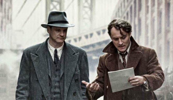 Médicos, escritores y fiesteros: estrenos de cine del 9 de diciembre