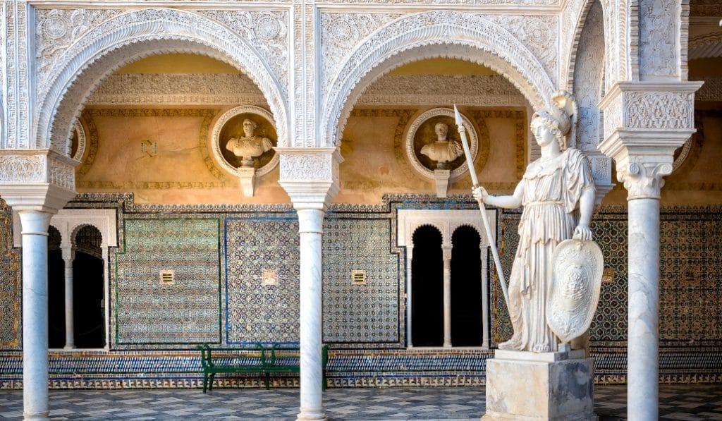¿Sabes por qué la Casa de Pilatos se llama así?