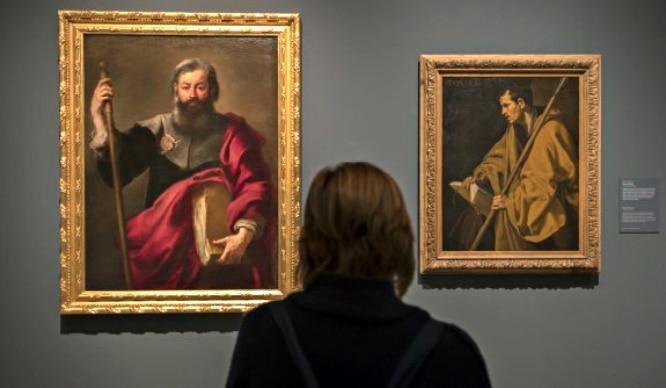 La exposición de »Velázquez. Murillo. Sevilla» lleva más de 45.000 visitas