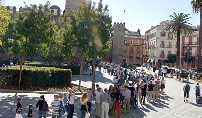 El 2016 ha sido el año con más turismo en Sevilla