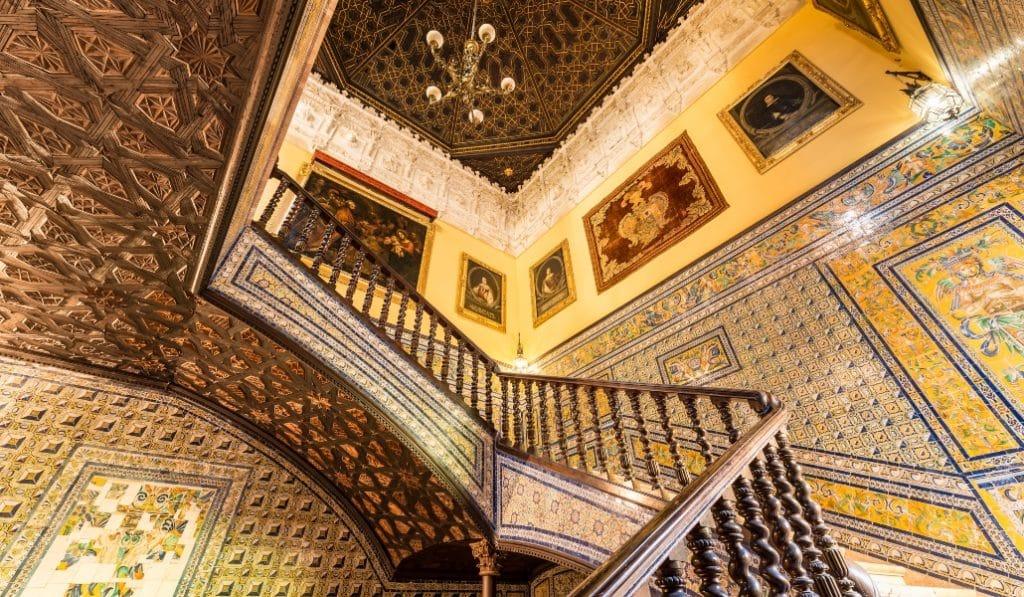 7 cosas que no sabías del Palacio de la condesa de Lebrija