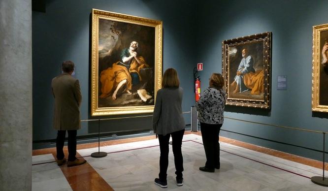 La exposición «Velázquez. Murillo. Sevilla» se prorroga hasta abril