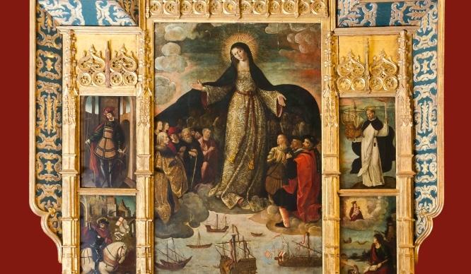Patrimonio Nacional quiere llevarse de Sevilla varias obras de arte