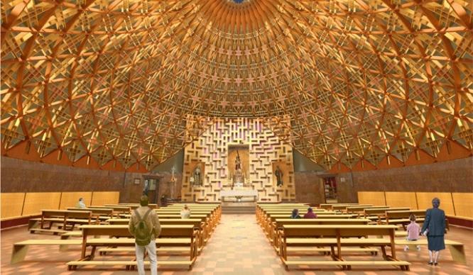 Te mostramos los proyectos ganadores para rematar la Basílica del Gran Poder
