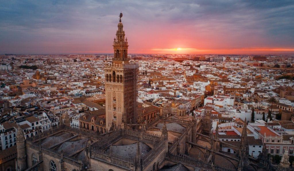 7 amaneceres increíbles para enamorarte más de Sevilla