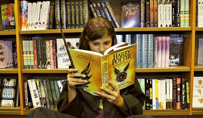 ¿Qué leen los niños y adolescentes sevillanos?
