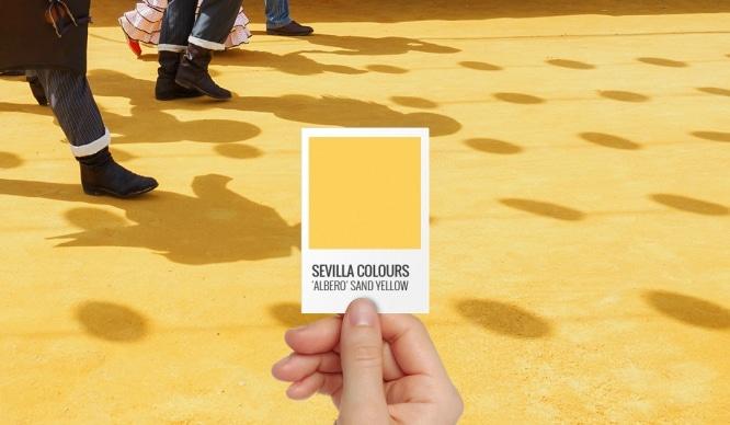 Pantone demuestra que Sevilla tiene más de un color especial en primavera