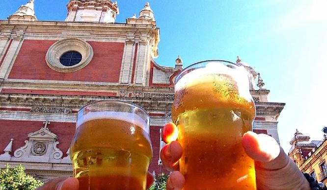 5 lugares de Sevilla donde el cerveceo es un arte