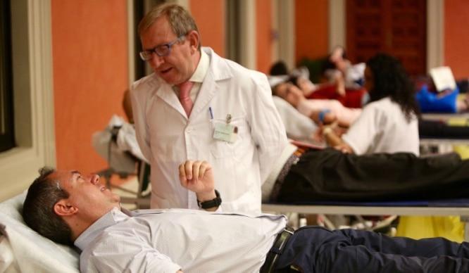 Los sevillanos destacan por su solidaridad a la hora de donar sangre