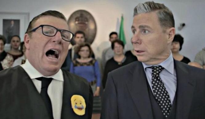 Los Morancos se ríen de Urdangarín y de la justicia española al ritmo de 'Despacito'