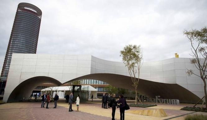 ¿Quieres conocer el nuevo CaixaForum de Sevilla?