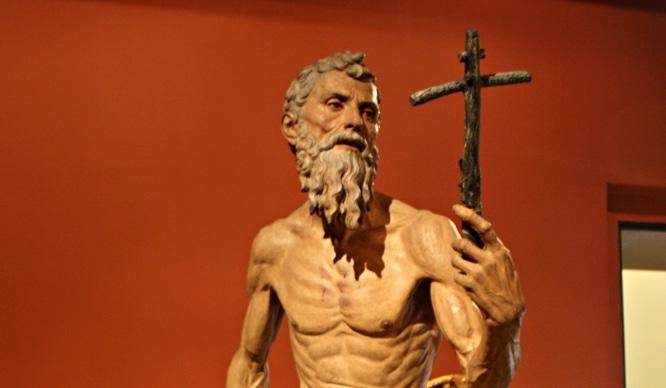 Torrigiano: el artista que vivió en Sevilla y rompió la nariz a Miguel Ángel
