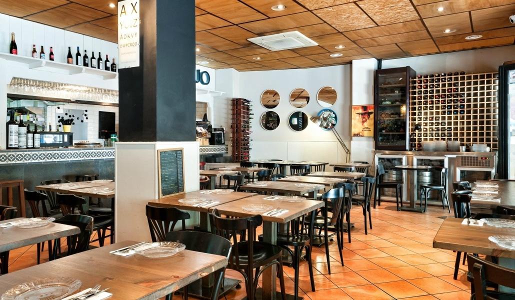 Los 5 mejores lugares para comer en la Alameda de Hércules