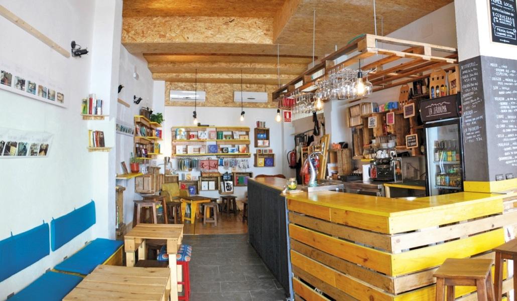 7 lugares hipster de Sevilla para practicar el moderneo