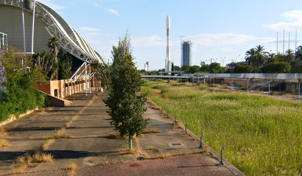 Lugares abandonados de la Expo'92