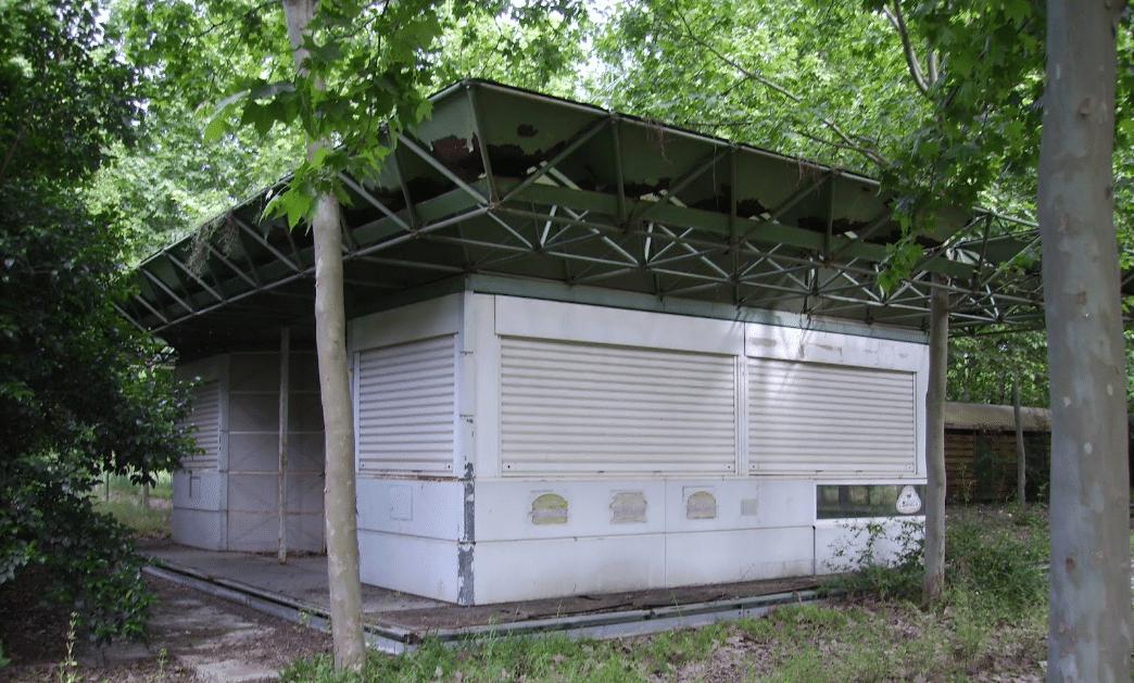 Kiosko Expo 92
