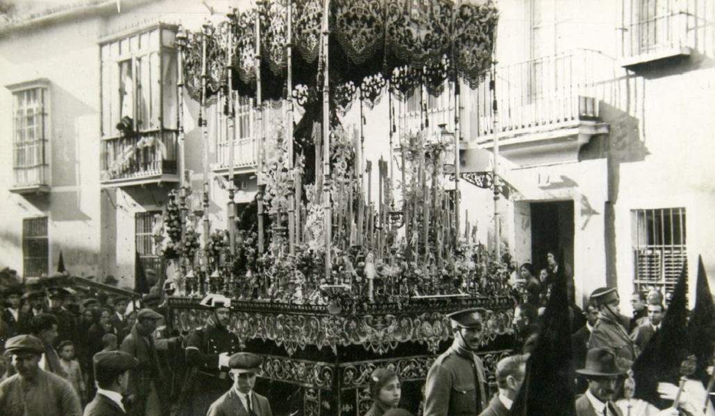 Imágenes de la Semana Santa de Sevilla de nuestros abuelos