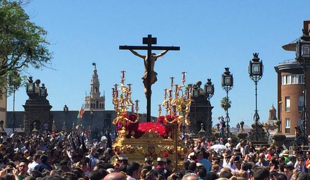 Sevilla en Semana Santa tendrá una ocupación hotelera del 91%
