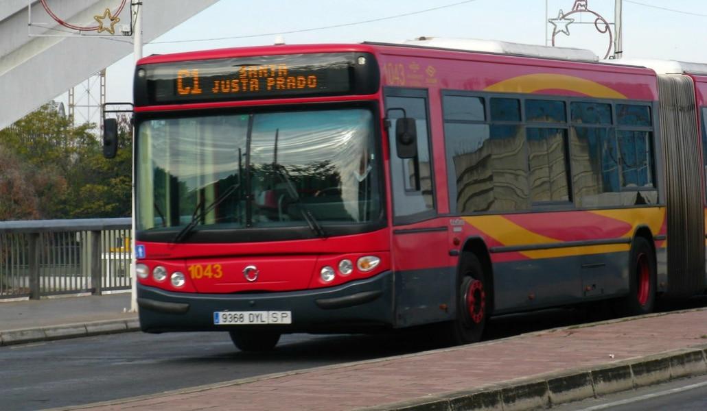 Tendremos servicio especial de Metro y Tussam en Semana Santa