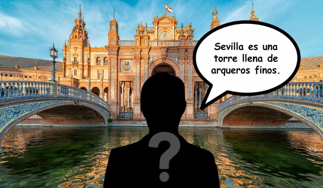 Test: ¿Quién dijo estas frases célebres de Sevilla?