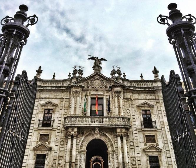 Rectorado Sevilla
