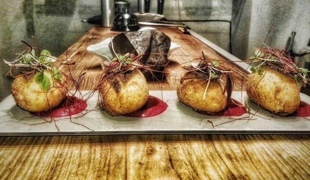 Zoko: el restaurante sevillano que trae el Cádiz más gourmet