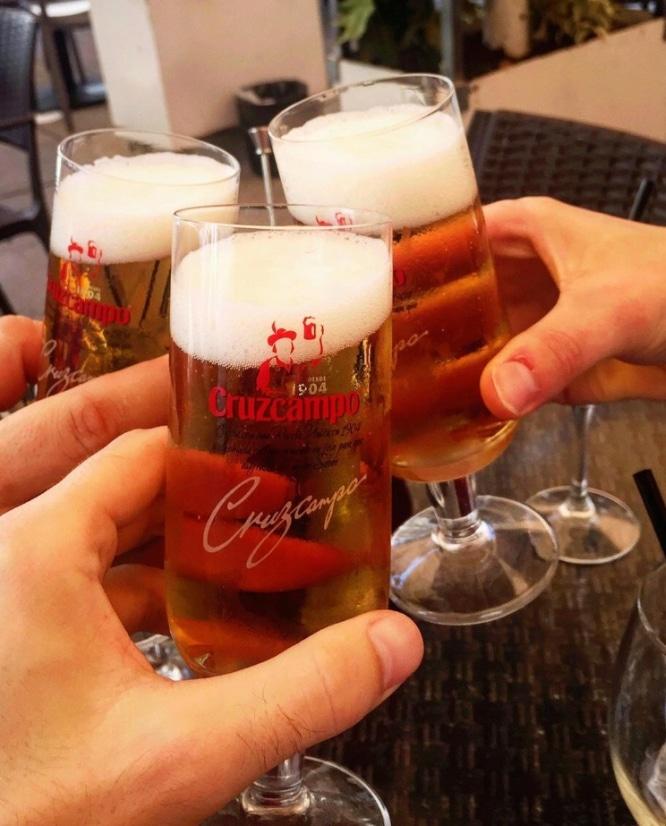 cervezas sevilla