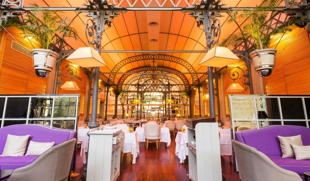 Oriza es el primer restaurante de Sevilla que aparece en la Guía Michelin