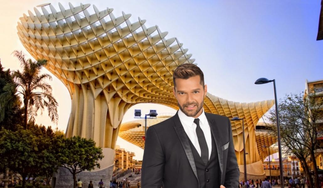 13 gifs de Ricky Martin que resumen la vida en Sevilla