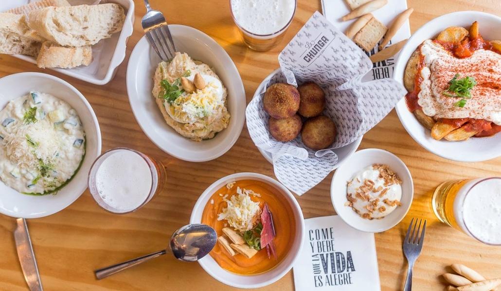 5 restaurantes de Sevilla en los que comerás con los ojos