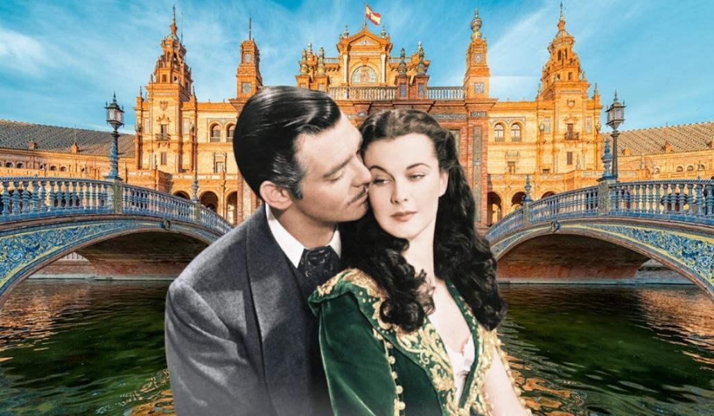 Así serían los clásicos del cine si se hubieran ambientado en Sevilla