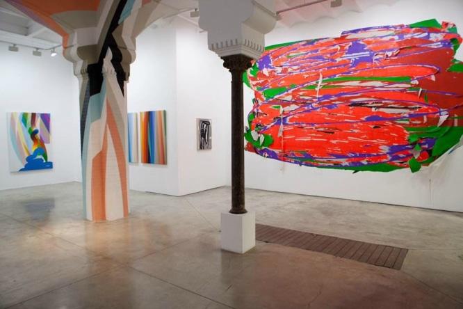 delimbo gallery sevilla