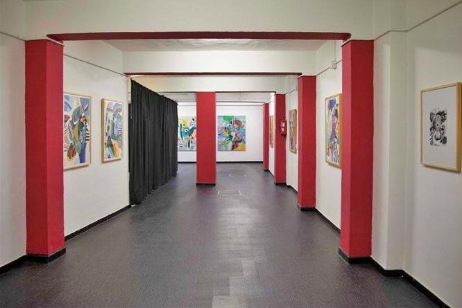 galeria roja sevilla