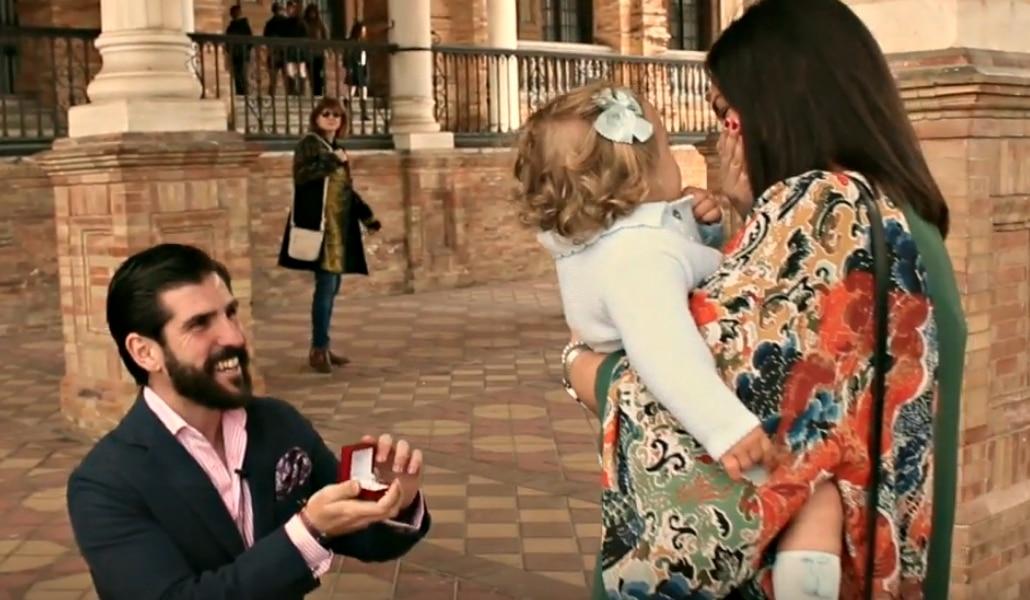 Pedidas de mano en Sevilla con las que todos diríamos «¡sí, quiero!»