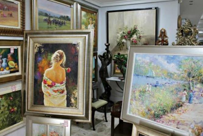 sorolla-art-gallery sevilla