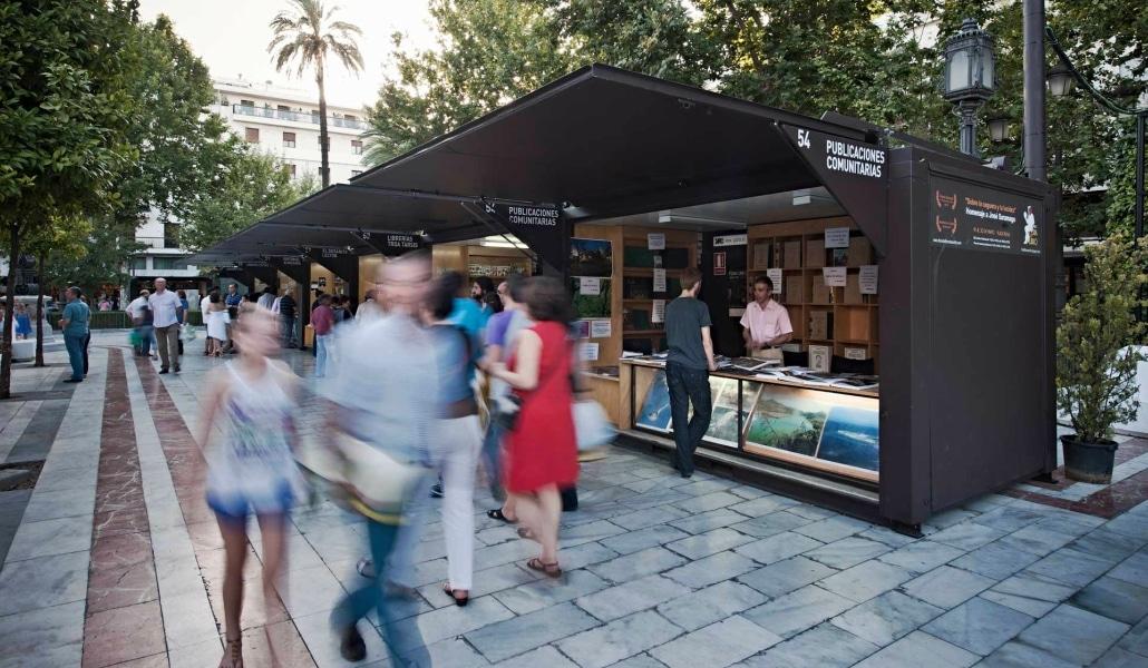 Dolores Redondo inaugura la Feria del Libro de Sevilla este jueves