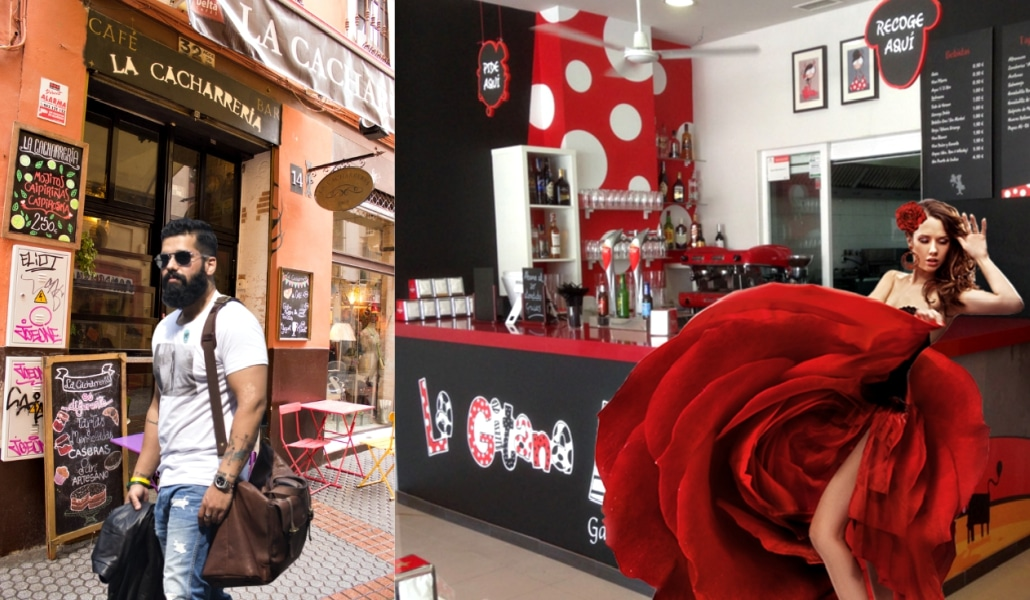 Descubre los restaurantes y bares de Sevilla que encajan con tu personalidad