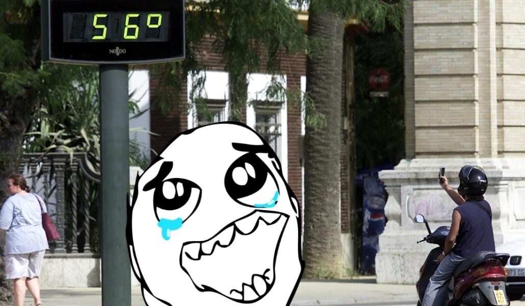 10 memes de Sevilla que te alegrarán el día