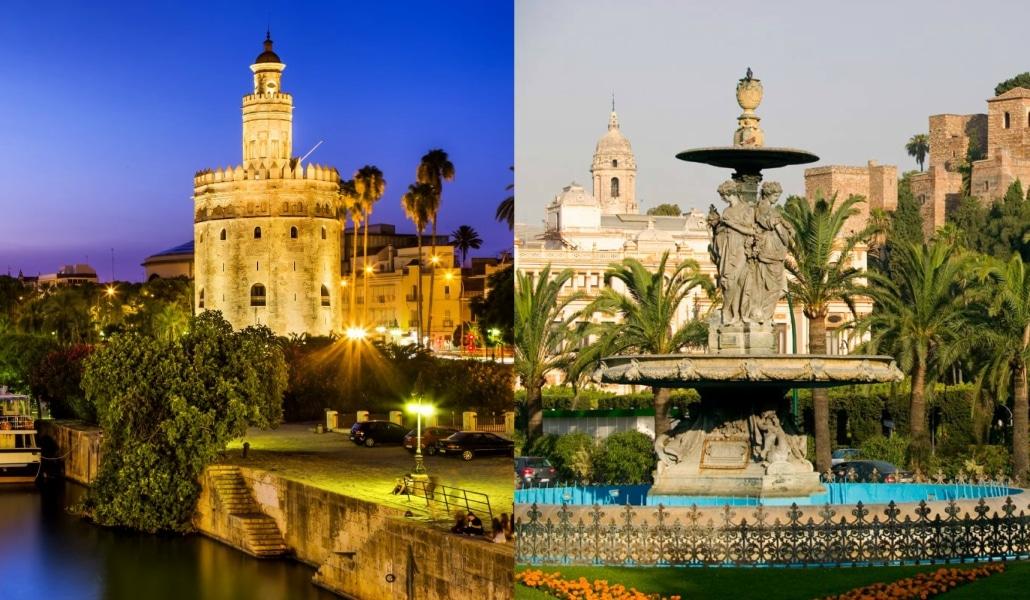 Sevilla vs Málaga: ¿Qué ciudad gana?