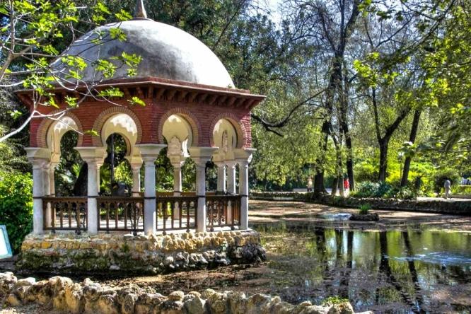 Parque de María Luisa Sevilla