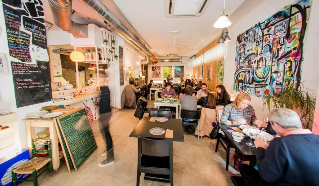 5 lugares de Sevilla donde comerás de forma sana