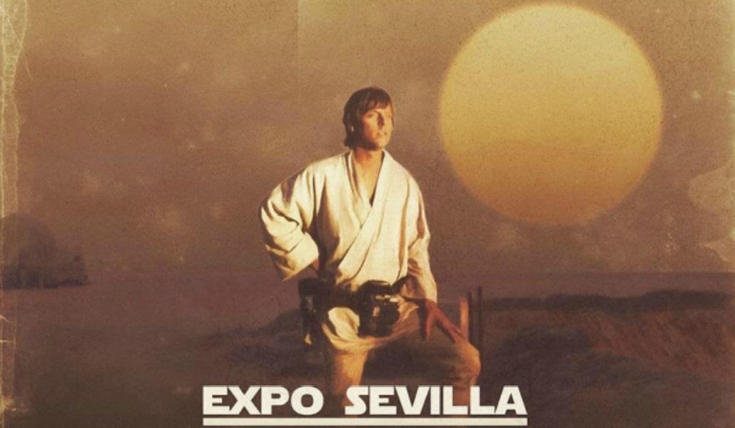 La exposición de Star Wars más importante de Europa está en Sevilla