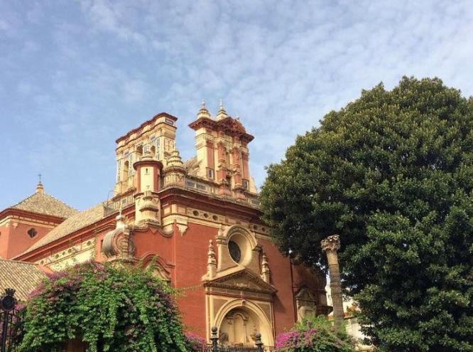 Iglesia San Jacinto Sevilla