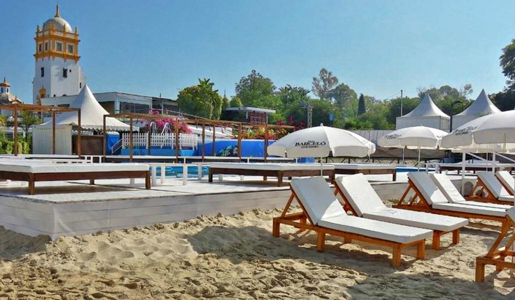 Sevilla Beach: ya podemos disfrutar de la playa del Guadalquivir