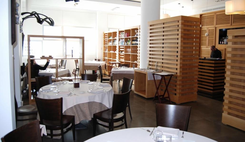 Abantal: cocina de autor andaluza con estrella Michelin