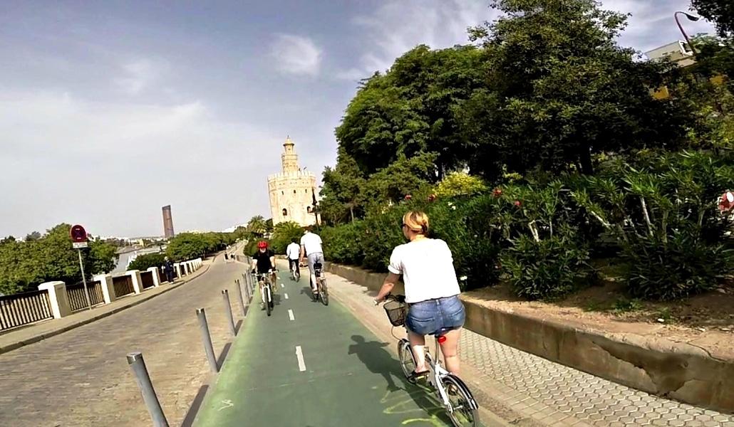 Sevilla baja al puesto 14 en el ránking de ciudades 'bike-friendly'