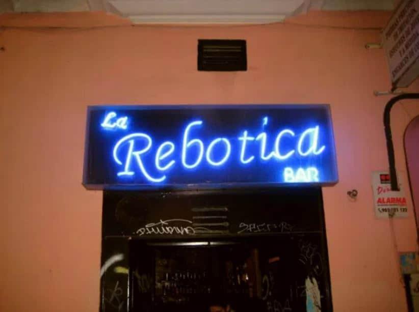 La Rebotica Sevilla