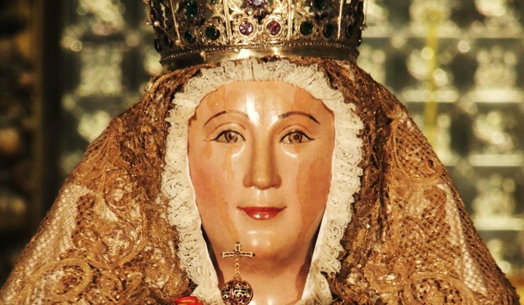 La leyenda de la divina creación de la Virgen de los Reyes - Sevilla Secreta