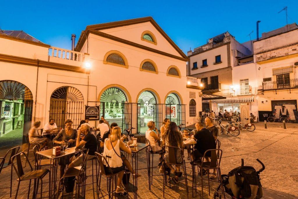 5 lugares para comer en el Mercado de Feria
